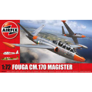 Airfix Fouga Magister 1:72