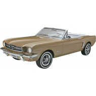 Revell 64 1/2 Mustang Convertible 1:24