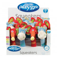 Playgro Squeakers Toy Box