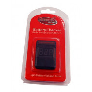 Redback Battery Checker 1-8 Cell LiPo