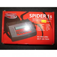 Redback Spider 1S Charger 12V/240v Input w/ Banana to Multi Lead