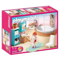Playmobil Dollhouse Bathroom