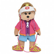 Beanie Kids Michelle the Work Out Bear