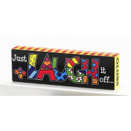 Britto Desk Block Laugh