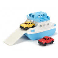 Green Toys - Ferry Boat w/ 2 Mini Cars