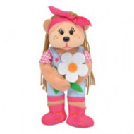 Beanie Kids Bluebelle the Gardener Bear