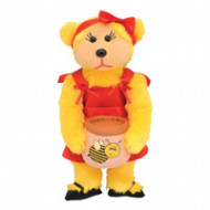 Beanie Kids Whinniefred the Honey Bear