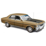 Classic Carlectables Ford XW Phase II GT-HO Grecian Gold 1:18