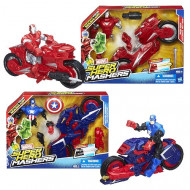 Marvel Super Hero Mashers Figure with Vehicle