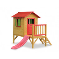 Lifespan Kids Wallaby Cubby House with Slide