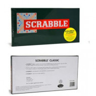 Scrabble Classic with Wooden Tiles