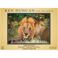 Ken Duncan Fine Art The King Africa 1000pc Puzzle