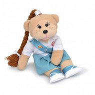 Beanie Kids Hazel the Girl Guide Bear