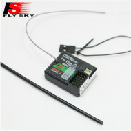 FlySky 4Ch Receiver for FSIT4 Radio