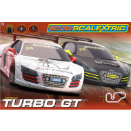 Micro Scalextric Turbo GT Set