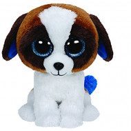 Beanie Boos Regular Duke Dog Brown/White