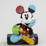 Britto Mickey Sitting Mini Figurine