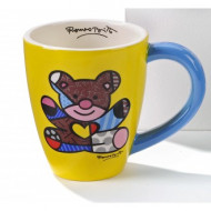 Britto Ceramic Mug Teddy