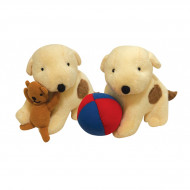 Spot with Teddy Ball 2 Assortment