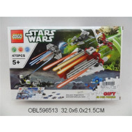 Star Wars Block Set 475pc