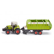 Siku Tractor with Trailer 1:87
