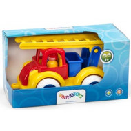 Viking Toys Fire Truck with Two Figures Gift Box