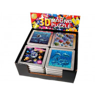 Cheatwell Games 3D Magna Puzzles #2 Assortment