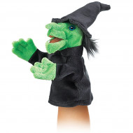 Folkmanis Little Witch Puppet