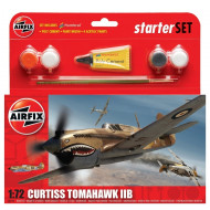 Airfix Curtiss Tomahawk 1:72