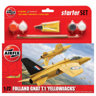 Airfix Yellowjacks Gnat Starter