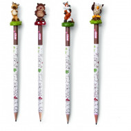 Nici Forest Friends Pencils 4 Assortment