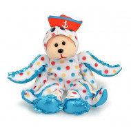 Beanie Kids Calamari the Octopus Bear