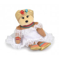 Beanie Kids Tropicale the Carnivale Bear
