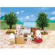 Sylvanian Families Soft Serve Ice Cream Shop