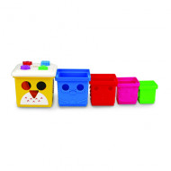 Ks Kids - Owl Stacking bucket