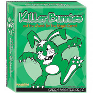 Killer Bunnies Card Game Green Booster Deck