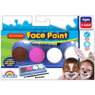Mini Face Paint Assortment (Monsters Animals and Role Play)