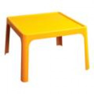 Jolly Kidz Resin Table - Yellow
