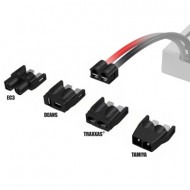 Universal Plug System for Batteries