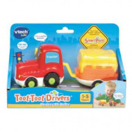Vtech Toot-Toot Drivers Tractor with Trailer