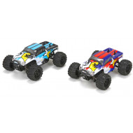 ECX Ruckus 1:24 4wd RTR Monster Truck Blue / White