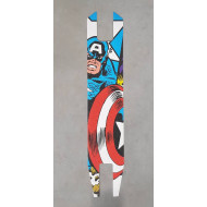 Grip Tape Marvel Pro - - Captain America