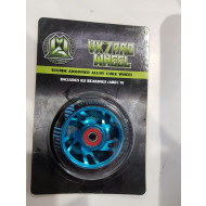 MGP 100MM AERO CORE WHEEL - BLUE