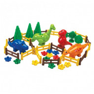 COKO Dinosaur Pack 60 Pieces