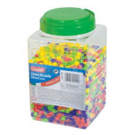 Small Mosaic Pegs 2400 Pieces