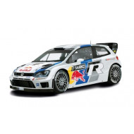 Scalextric VW Polo WRC Monte Carlo Rally 2013