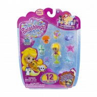 Mermaid Splashlings 12 Pack