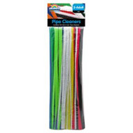 Stems 30cm x 6mm Assorted 100 Per Bag
