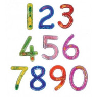 Squash-EE Numbers Set of 10