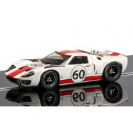 Scalextric Ford GT40 LeMans 1966